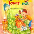 God Always Loves Me, by Denise Vezey, Ages 4-7, Faith Christianity, Chidlren