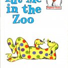 Put Me in the Zoo by Robert Lopshire, Reader Reading, Children Grades K to 2 Dr Seus