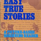 Easy True Stories in the News, Sandra Heyer, Beginner High Interest Reader ESL Special Needs