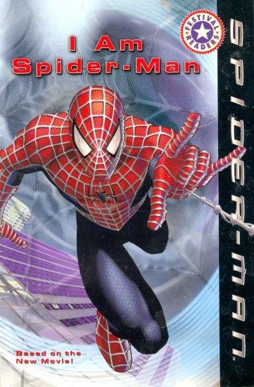 I Am Spider-Man, Festival Readers, Ages 4-7, High Interest Reader