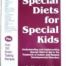 Special Diets for Special Kids, Lisa Lewis, Disability Special Needs