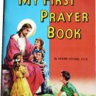 My First Prayer Book, Fr. Lovasik, St Joseph Picture Books, Religious Education