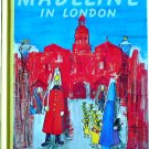 Madeline in London, Ludwig Bemelmans, Picture Book, Hardcover, Children