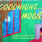 Goodnight Moon, by Margret Wise Brown, Classic Picture Book, Hardcover