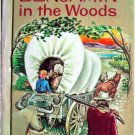 Benjamin in the Woods, by Eleanor Clymer, hardcover reader,