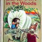Benjamin in the Woods, by Eleanor Clymer, hardcover reader,