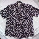 Worthington Polyester Pring Shirt Blouse Size 4P