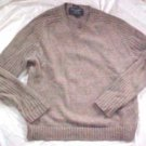 Abercrombie & Fitch Mans Knited Sweater - Size Large