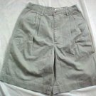 Eddie Bauer Womens Bermuda Walking Shorts Size: 4