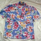 Lady Manhattan Polyester Shirt Blouse for Summer - Size: 6