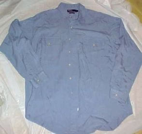 Polo by Ralph Lauren Mans Long Sleeve Shirt - Size: Large