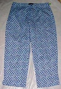 Dockers Recode Womens Capri Pants - Size 8