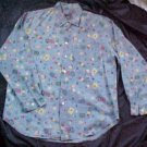 Liz Claiborne Ladies Long Sleeve Shirt Blouse - Size: Medium