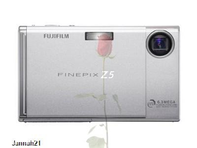 Fujifilm Digital Camera Z5 fd 6.3 Mega Pixel NEW