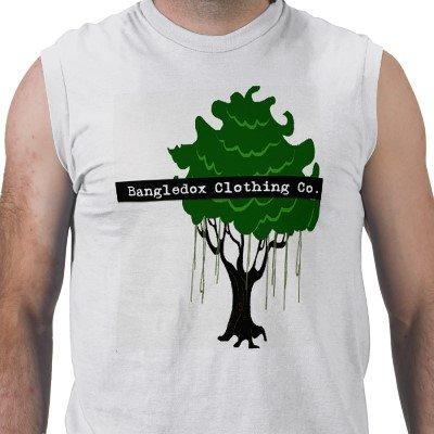 Men's Bangledox Organic Muscle Tee - Large