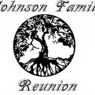 Custom Personalized Silk Screen Silkscreen Printed Family Reunion Picnic shirt Package