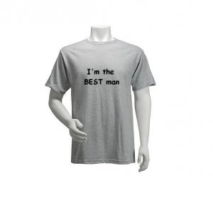 Personalized Wedding Party shirt Platinum Package 2