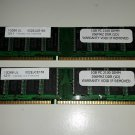 Samsung 2GB DDR PC 2100 184 Pin Desktop PC Memory #002EJCE163 - Used