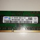 Samsung 1GB DDR3 PC3 10600S 204 Pin 1300Mhz - Used