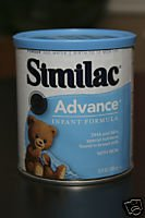 Similac Advance With Iron