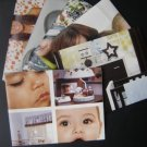 Handmade Recycled envelopes and notecards - set of 6
