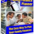 Family Finance Planner