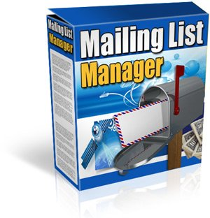 Mailing List Manager