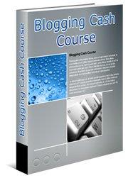 Blogging Cash Course