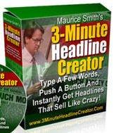 3 Minute Headline Creator