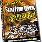 eBook Profit Centers Revealed