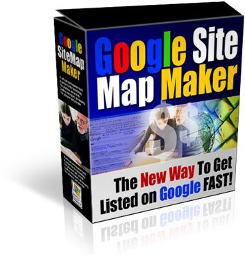 Google Site Map Maker