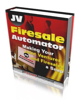 Joint Venture Firesale Automator