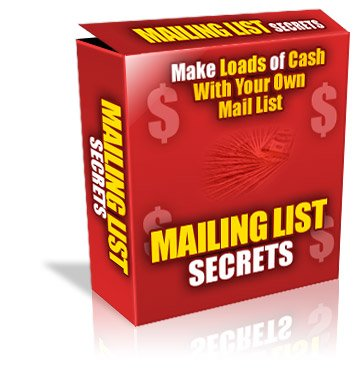 Mailing List Secrets