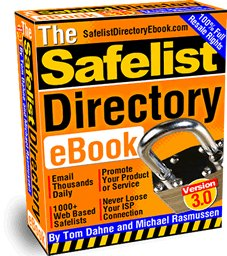 The Safelist Directory eBook