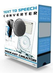 Text To Speech Converter Podcast Creator