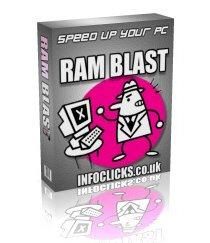 RAM Blast Speed Up Your PC