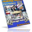 Making Money At Garage Sales