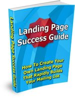Landing Page Success Guide