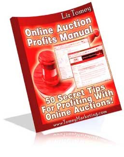 Online Auction Profits Manual