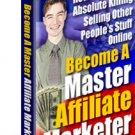 Master Affiliate Marketer