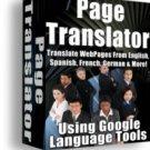 Page Translator