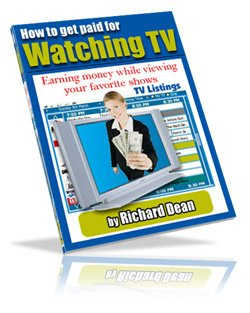 Get Paid For Watching T.V.