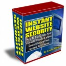 Instant Website Security