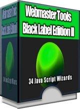 Webmaster Tools Black Label Edition II