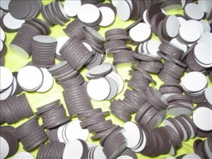 Self-adhesive magnets (Pack of 10) LIMIT 10 SETS PER CUSTOMER