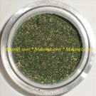 MAC Golden Olive 1/4 tsp. pigment sample