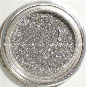 MAC Silver Fog 1/4 tsp. pigment sample PRO