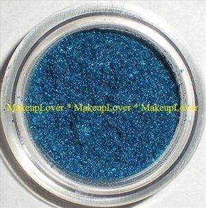 MAC Blue 1/4 tsp. pigment sample LE (Rebel Rock)
