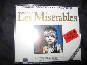 Les Miserables -- Original Broadway Cast Recording