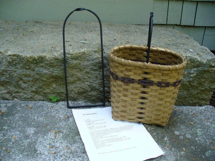 Basket Weaving Supply Stores : Basket weaving wine pattern by mainestalent